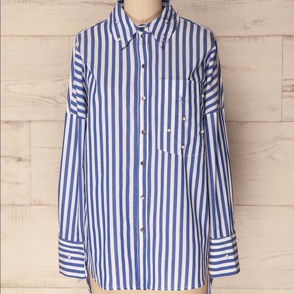 🔥🔥Price Drop🔥🔥 Striped Shirt